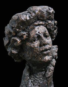 portretkop Rembrandt