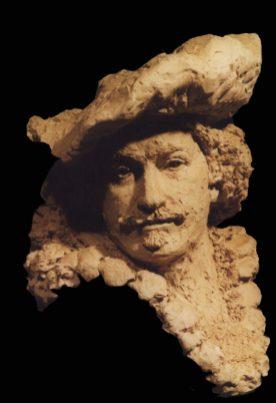 Rembrandt boetseren