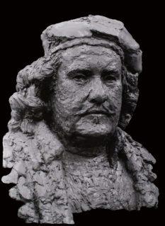 Rembrandt buste