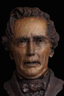 portretkop prof.dr. J.H. Thorbecke