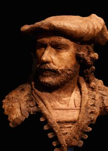 Rembrandt in brons