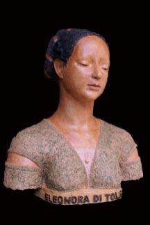 borstbeeld Eleonora