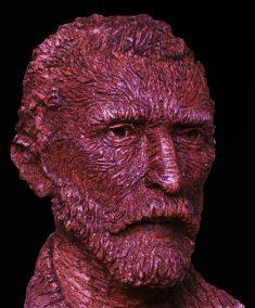 portret Van Gogh