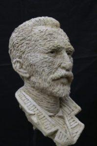 portret V v Gogh