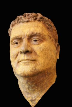 een mannen portret