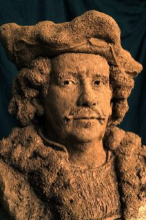 Rembrandt portret