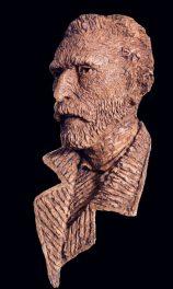 Vincent v Gogh portret