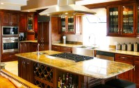 Espresso Kitchen Cabinets Most Popular for Kitchen Remodel ...