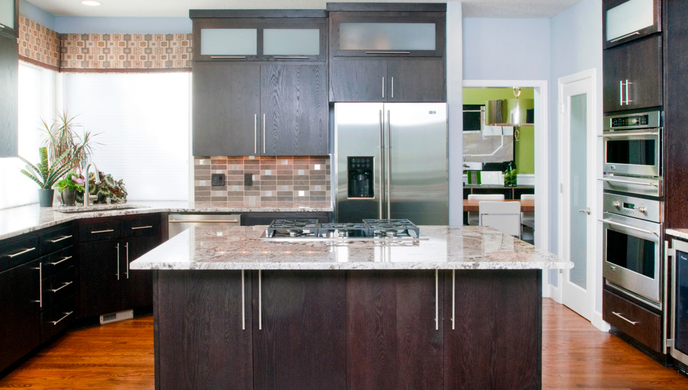 dark espresso kitchen cabinets be brave to apply espresso kitchen cabinets with granite 14448