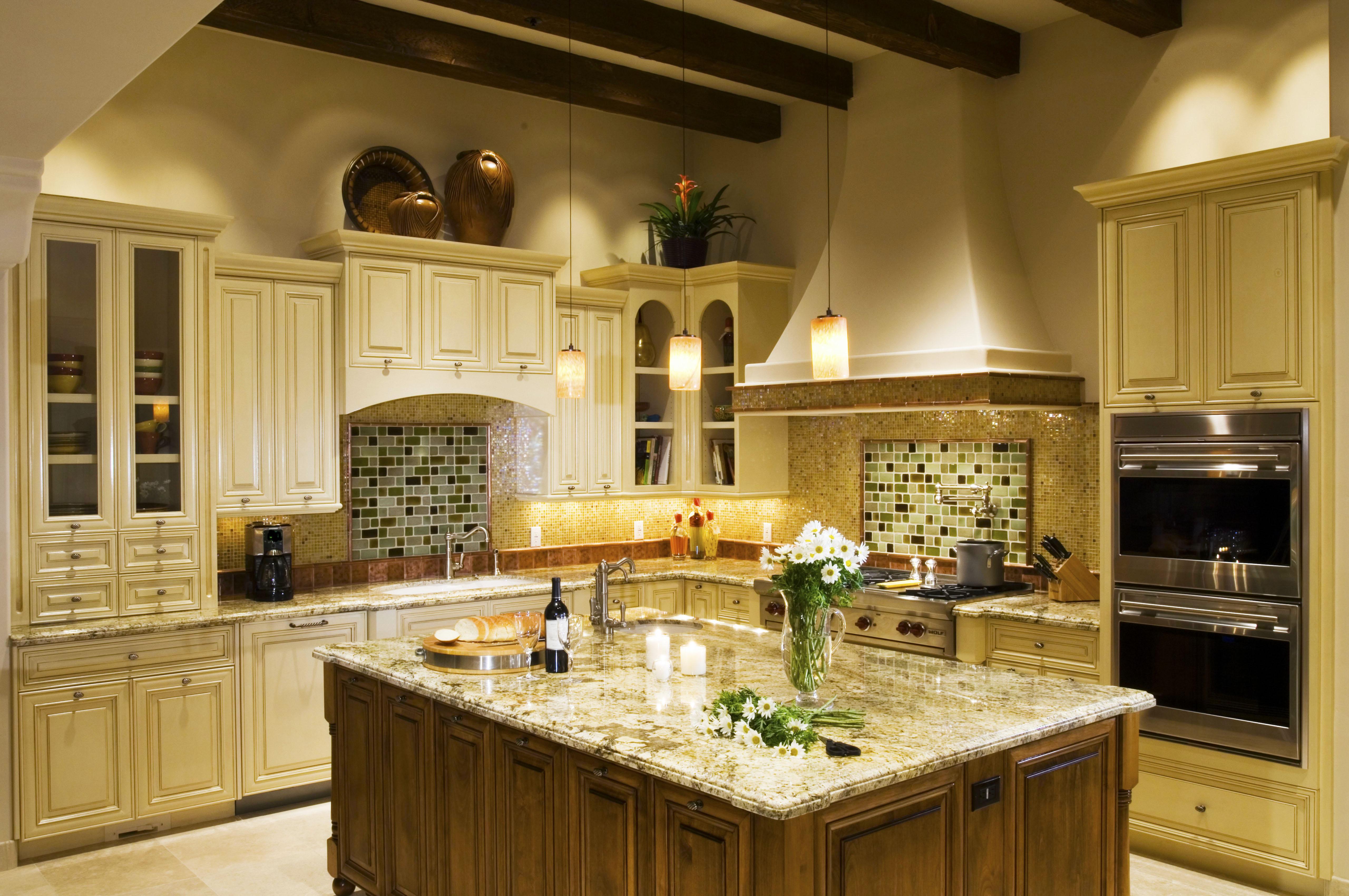 Cost to Remodel Kitchen Backsplash Designs  Roy Home Design
