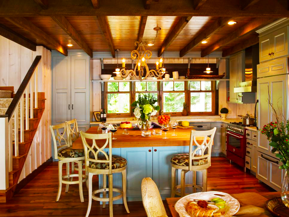 Kitchen Tiles Design Brown
