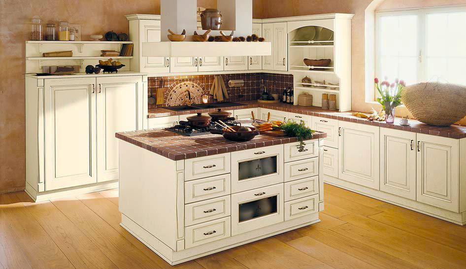 Simple Kitchen Island Designs