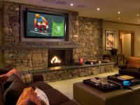 Ideas to Decorate a Living Room Theaters | Roy Home Design