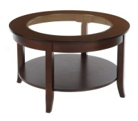 30 Inch Round Coffee Table Collection | Roy Home Design