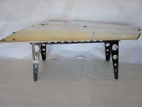 Airplane Wing Coffee Table | Roy Home Design
