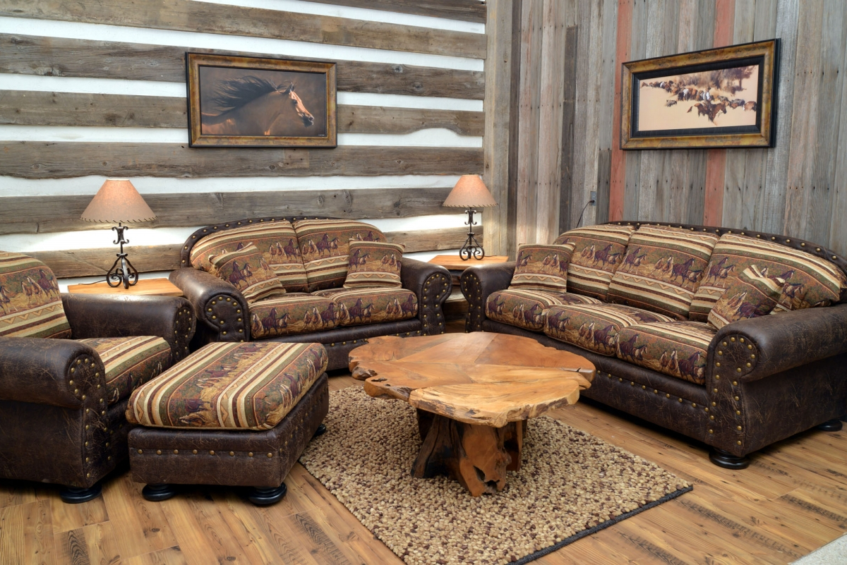 Western Living Room Ideas on a Budget