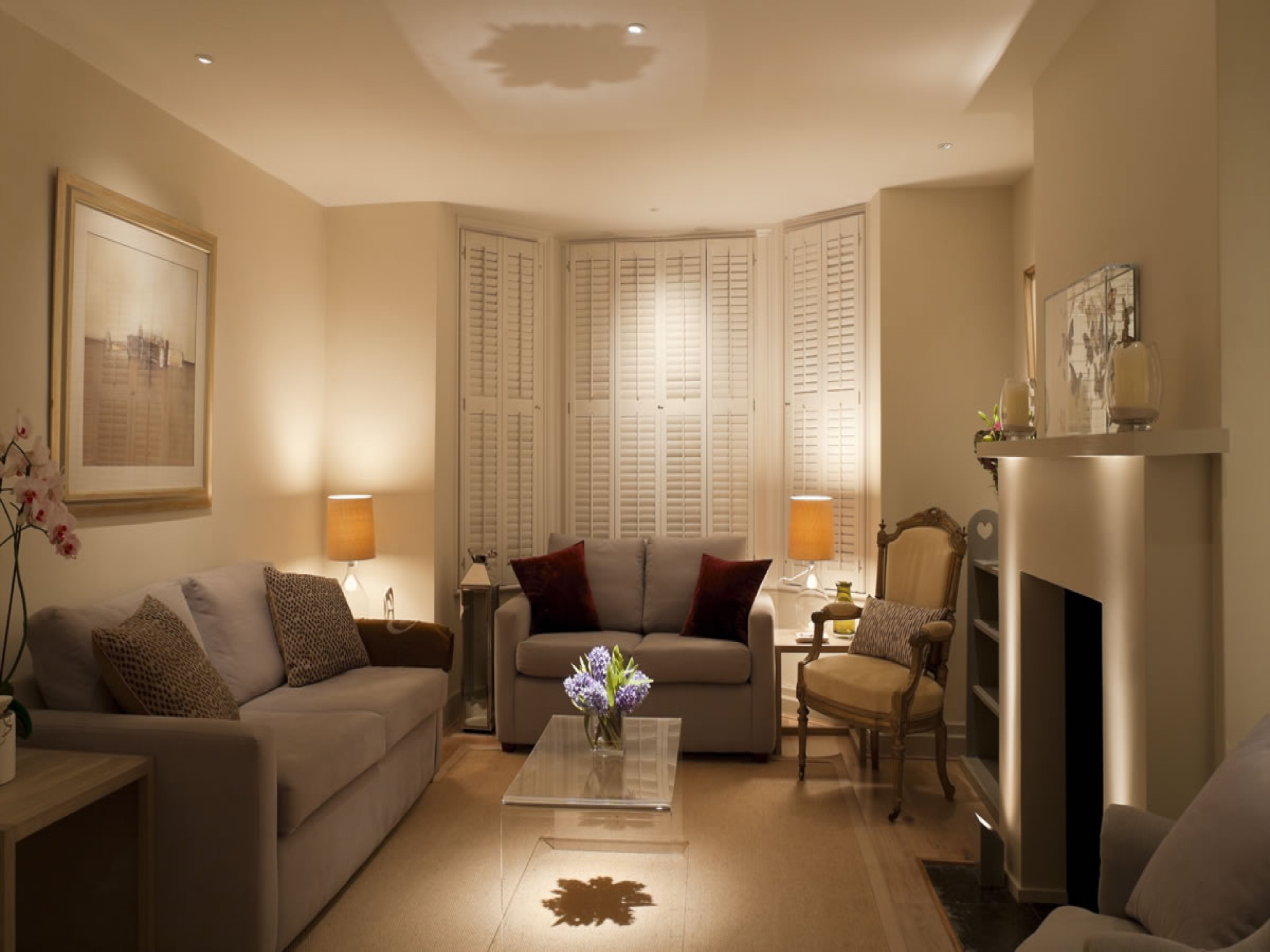 simple decoration of small living room ideas brown couches lighting on a budget | roy home design