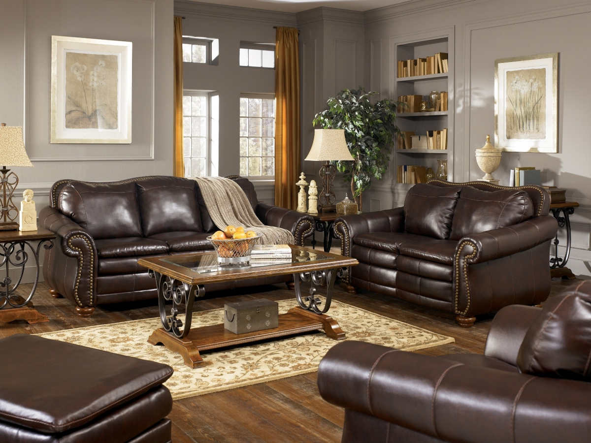 black leather sofa design ideas slim sectional western living room on a budget | roy home