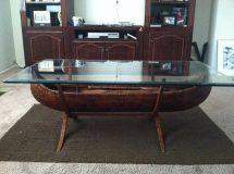 Canoe Coffee Table Furniture Roy Home Design