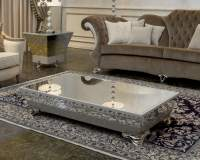 Cheap Mirrored Coffee Table Furniture | Roy Home Design
