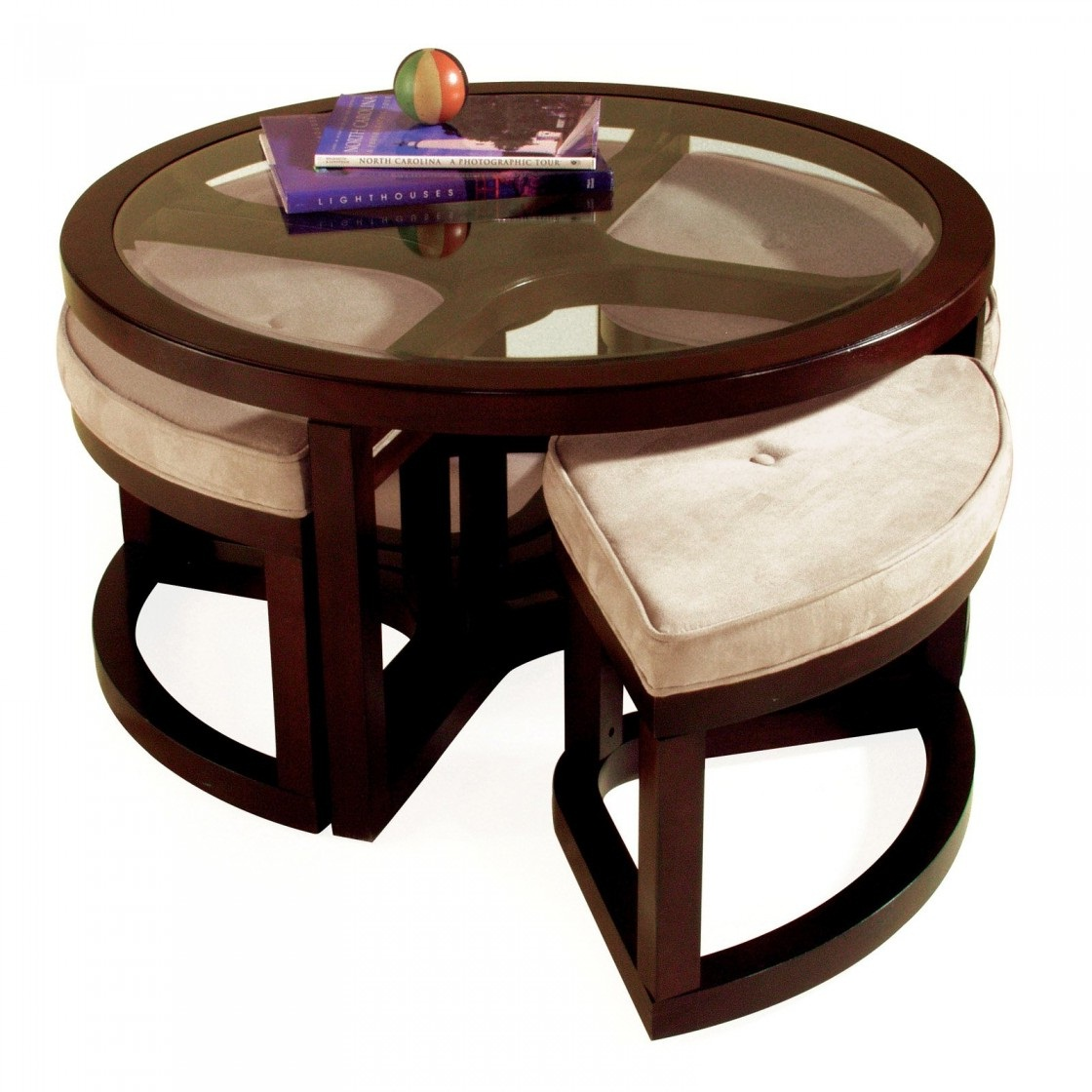 coffee table with chairs small round kitchen and underneath roy home design