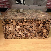 Driftwood Coffee Tables Roy Home Design