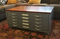 Flat File Coffee Table Ideas | Roy Home Design