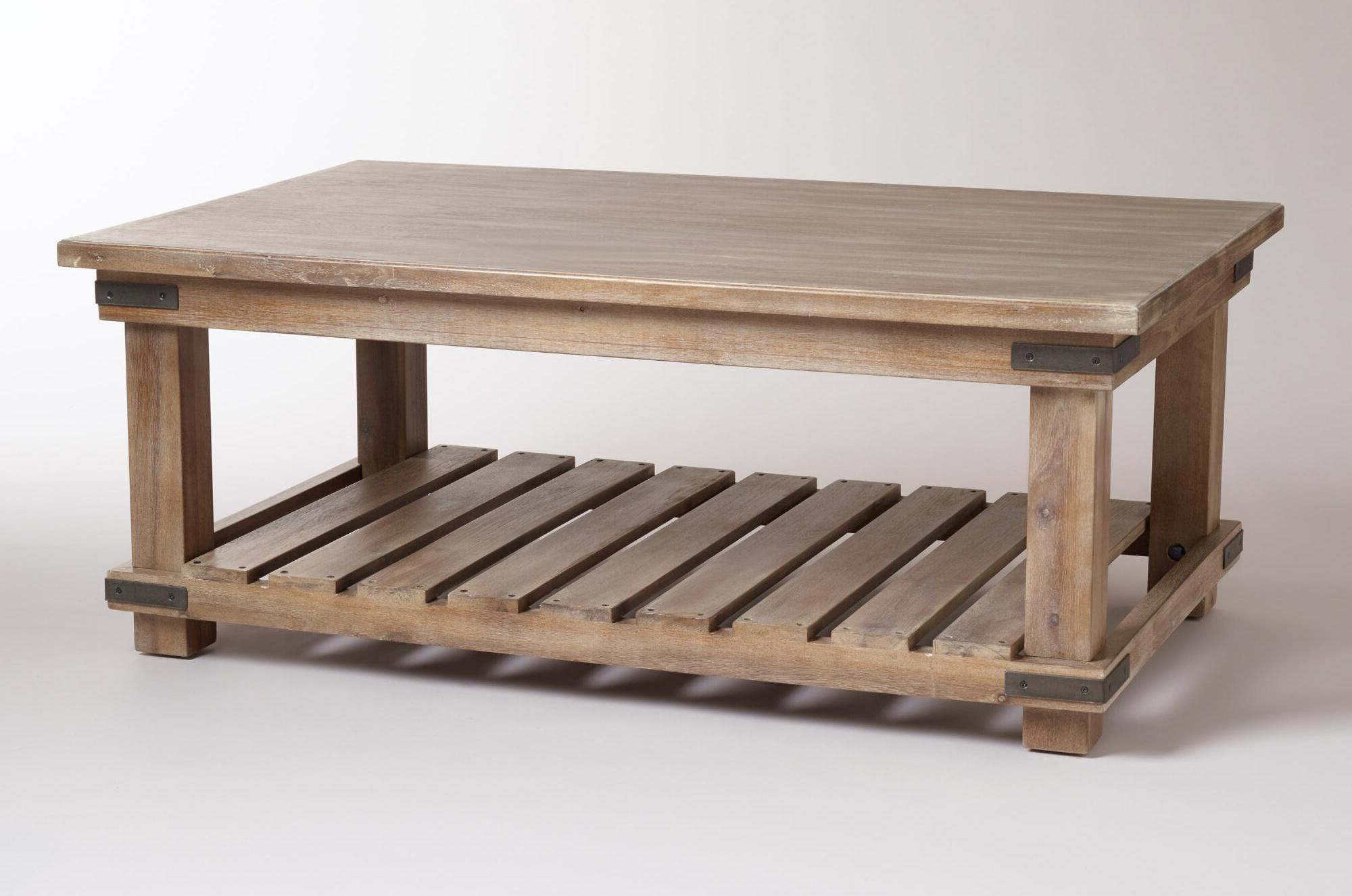 Inexpensive Coffee Tables Ideas with Storage