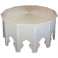 Moroccan Style Coffee Table Furniture | Roy Home Design