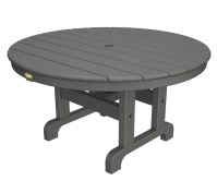 Outdoor Coffee Table With Umbrella Hole Design