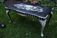 Skull Coffee Table Furniture | Roy Home Design