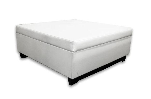 leather tufted chair and ottoman cheap black spandex covers for sale white coffee table furniture   roy home design