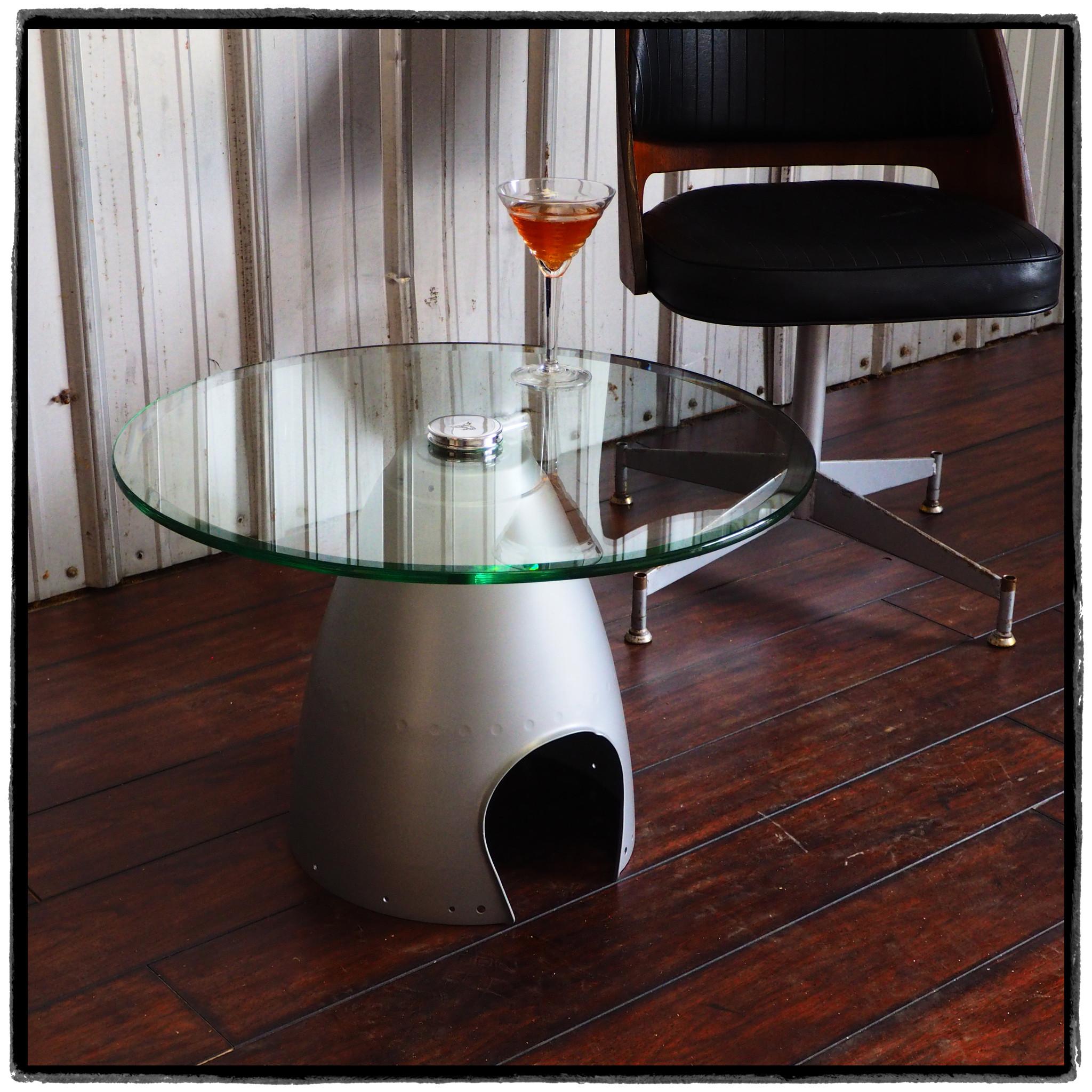 Airplane Coffee Table