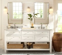 Pottery Barn Bathroom Vanity Mirrors