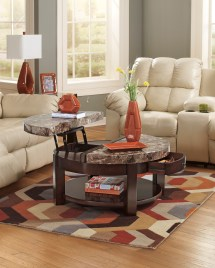 Pull Coffee Table Design Roy Home