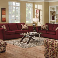Color Schemes For Living Room With Brown Couch Oak Shelving Units Burgundy   Roy Home Design