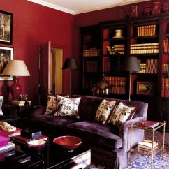 Orange Living Room Curtains Interior Design Ideas Pictures India Burgundy Color Schemes | Roy Home