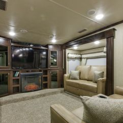 Fifth Wheel With Front Living Room Ideas On Arranging Furniture Campers Rooms   Roy Home Design