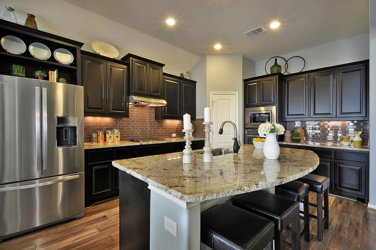 coffee color kitchen cabinets solid wood tables top 5 trends in espresso to watch roy
