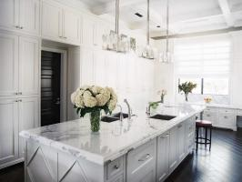 Kitchen Remodels With White Cabinets Pictures   Roy Home ...