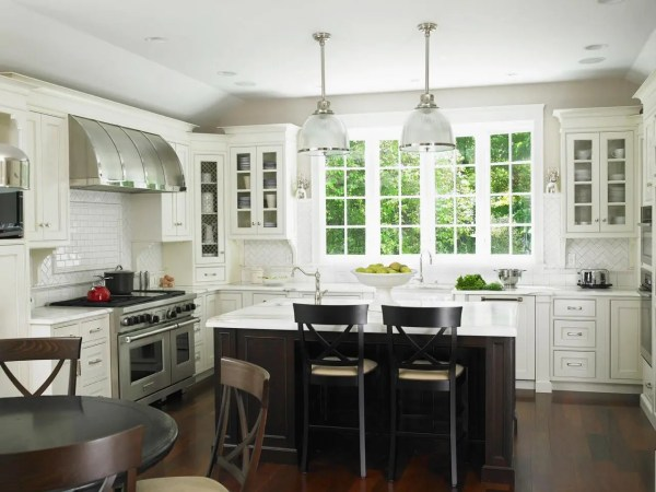 Kitchen Remodel Ideas with White Cabinets