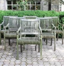 Smith & Hawken Outdoor Furniture Entertaining