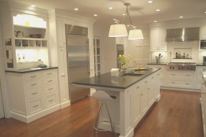 10 Advantages Of Narrow Kitchen Island Ideas