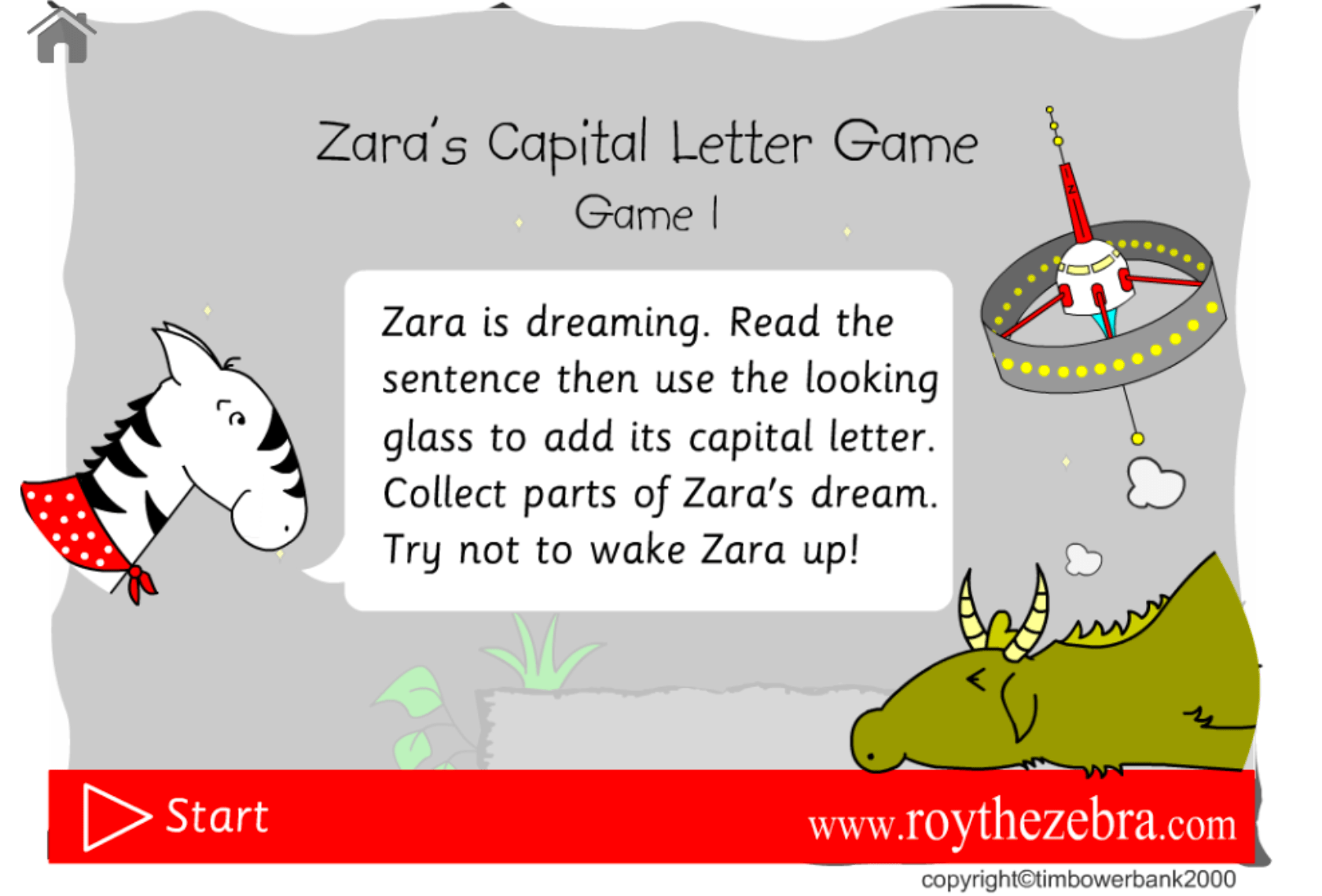 hight resolution of Capital Letter Games