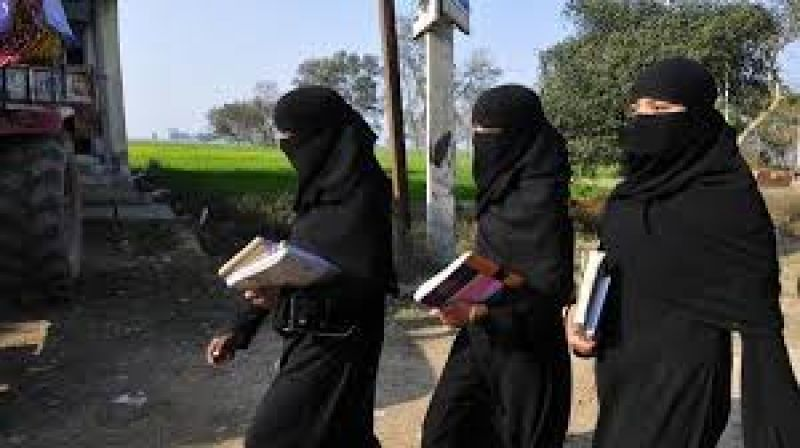 SRK degree college Uttar Pradesh bans 'Burqa' in the college