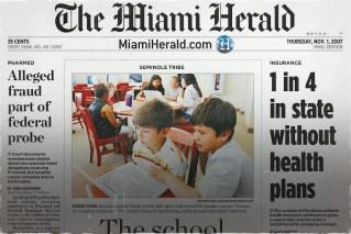 Deník Miami Herald