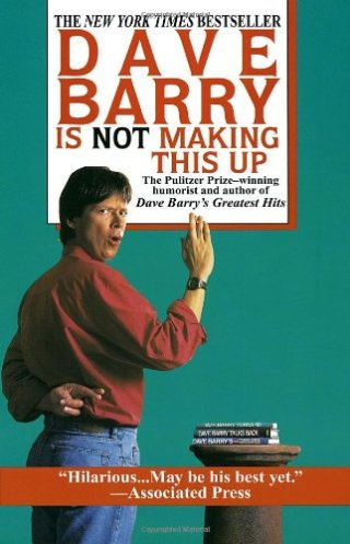Dave Barry - kniha