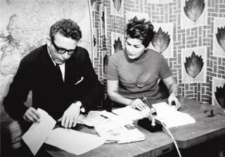 Vysílání ČST v srpnu 1968