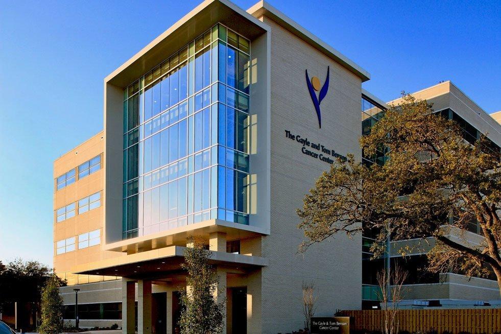 Ochsner Gayle and Tom Benson Cancer Center  Portfolio