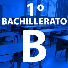 1º Bachillerato B IES Las Rozas 1